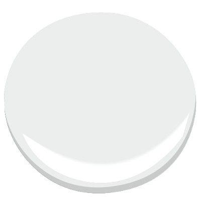 Benjamin Moore-Chalk White