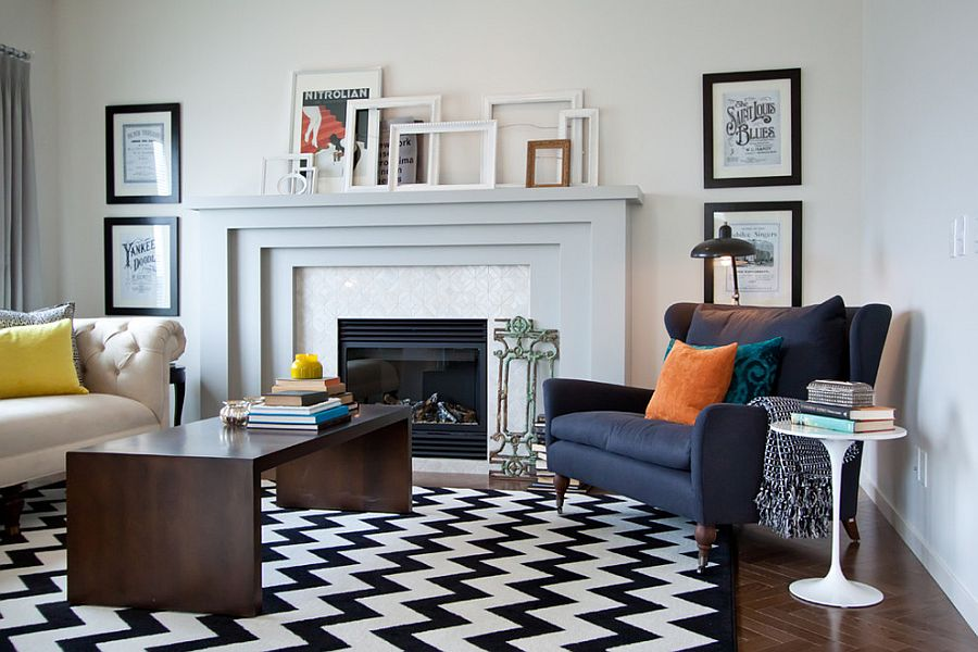 empty-frames-fireplace-mantel
